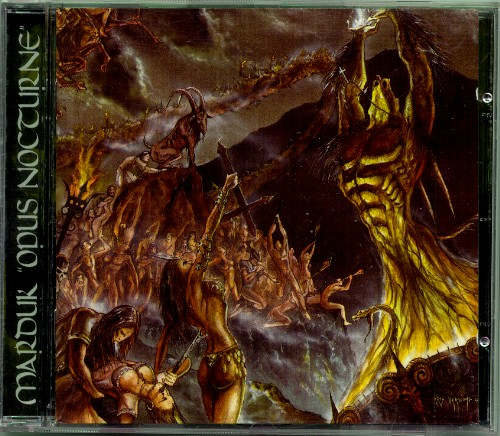 METAL ART (DIBUJANDO HEAVY METAL) Marduk3